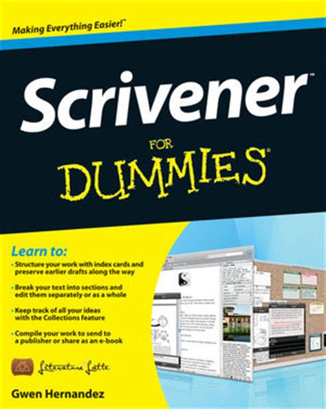 for dummies book cover template wiley scrivener for dummies gwen hernandez
