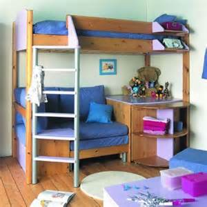 Bunk Beds With Desk And Sofa Bed by Bunk Beds With Desk And Sofa Bed Design Room Decors And