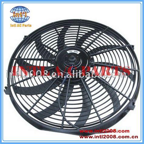 universal electric fan motor universal condenser fan fan 16 inch 12v 24v