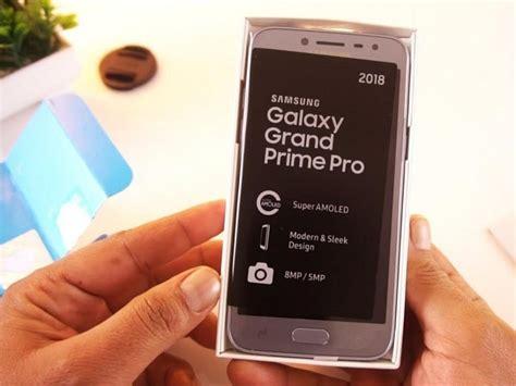 Anti Gambar 02 J2 Primegrand Prime harga samsung galaxy grand prime pro 2018 dan spesifikasi layar amoled oketekno