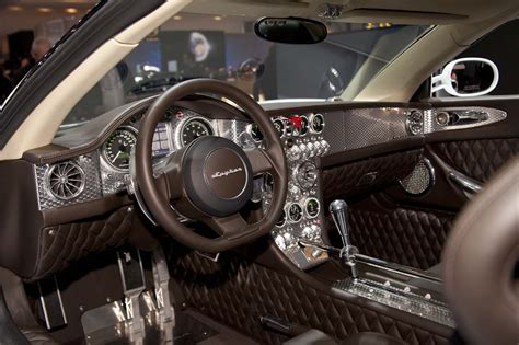 Spyker C8 Aileron Interior by Galleries And Interiors On