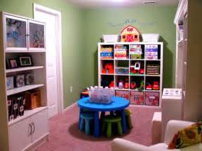 Kids Playroom Curtains 35 Colorful Playroom Design Ideas
