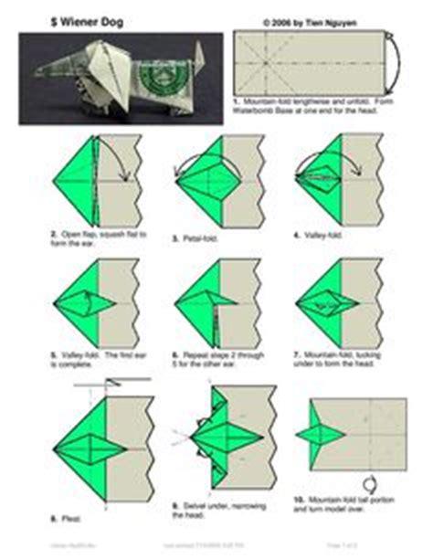 origami tank printable instructions camera diagram 3 of 3 money origami dollar bill art