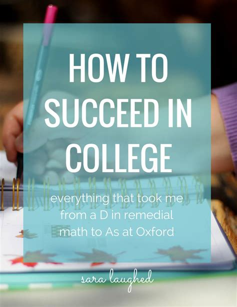 How To Succeed In College Essay by Pushing Past Academic Plateaus How To Study In College Dearest