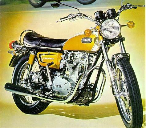 Yamaha Xs1f 650cc Twin