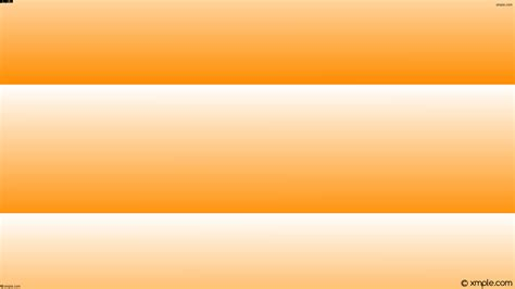 orange and white l wallpaper highlight linear gradient orange white ff8c00