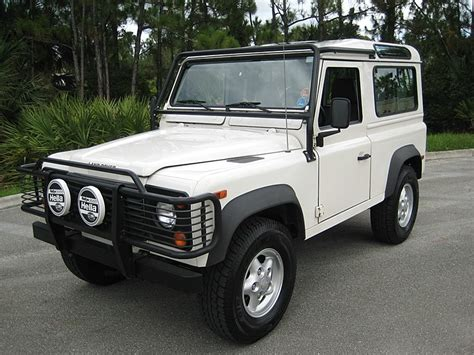 1997 land rover defender 90 1997 land rover defender 90 nas south florida