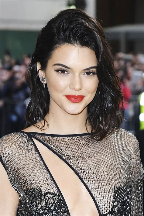 Jenner Hairstyles by 65 Kendall Jenner Hair Looks We Kendall Jenner S