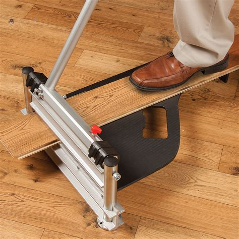 Cutting Vinyl Plank Flooring by Wood Laminate Flooring Cutters Consolidated
