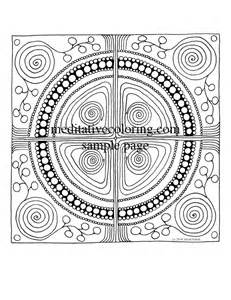 meditative coloring ancient symbols meditative coloring book sle