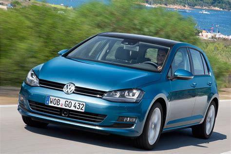 Golf Auto Modelle by Bluemotion Modelle Vw Jetzt Auch Mit Ottomotor Heise