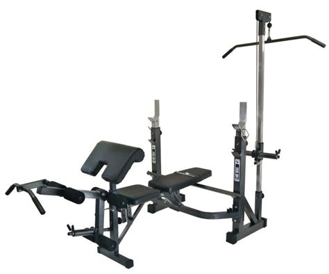 lat pulldown bench phoenix 99226 power pro olympic bench review