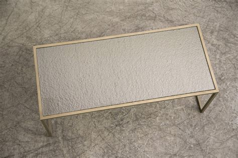 philippe starck designed coffee table circa 1985