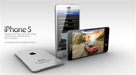 Layar Lcd Iphone 5 iphone 5 bakal hadir dengan layar 4 inci kabar berita artikel gossip wowkeren