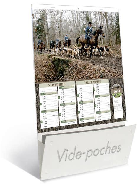 Calendrier Peche 2014 Calendrier Publicitaire Vide Poches Chasse Et P 232 Che