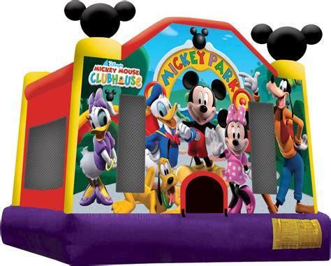 mickey mouse bounce house mickey mouse bounce house rentals jumpers