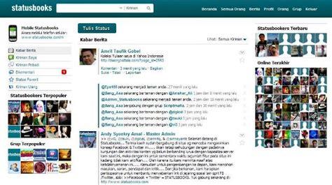 Buku Rahasi Berbisnisjualan Ala Sosial Media statusbooks jejaring sosial keren ala indonesia oleh amril taufik gobel kompasiana