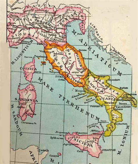 popolare delle province calabre italia le stirpi storia universale