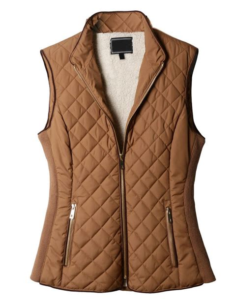Lightweight Quilted Jacket Womens by Womens Lightweight Quilted Puffer Jacket Vest With Pockets Puffer Jackets Fleece Jackets And