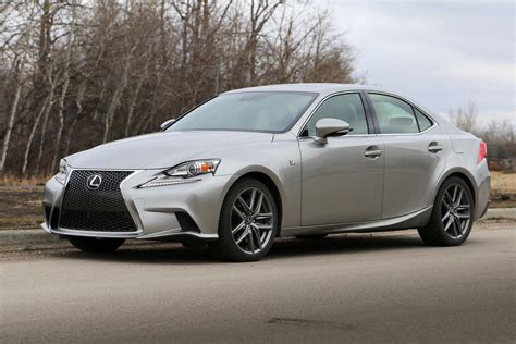 test drive 2016 lexus is 300 awd auto autos ca