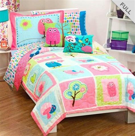 owl girl bedding set for the little ones pinterest