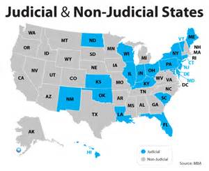 states with keeping current matters judicial and non judicial states