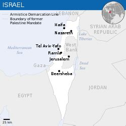 Denia Etnic israel