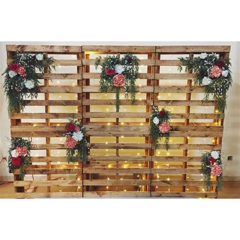 Wedding Backdrop Board by Pallet Board Backdrop For That Special Day