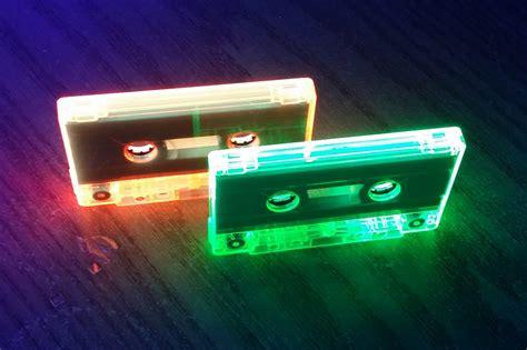 cassetta musica blank cassette custom loaded with grade normal