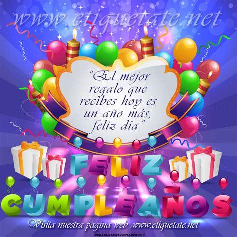 imagenes de cumpleaños gratis para enviar por facebook tarjetas de cumplea 241 os para facebook gratis tarjetas de