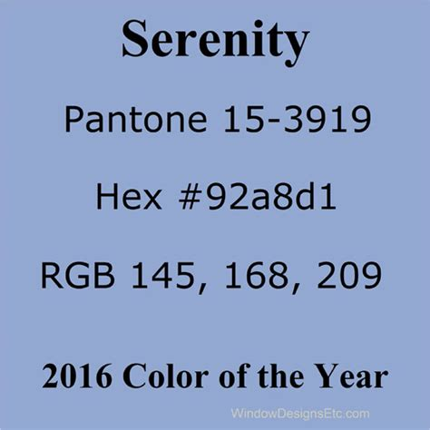 pantone color of the year hex rose quartz and serenity blue 2016 colors of the year