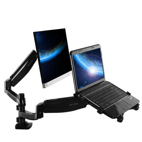 laptop desk mount arm dual monitor stand singapore dual monitor vertical stand