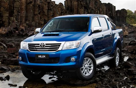 Toyota 2012 Price 2012 Toyota Hilux Pricing Specifications Gallery