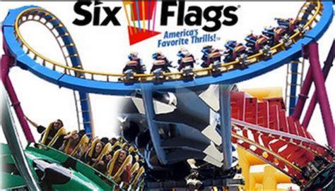 Six Flags Sweepstakes 2017 - six flags theme parks takis flyaway sweepstakes sun sweeps