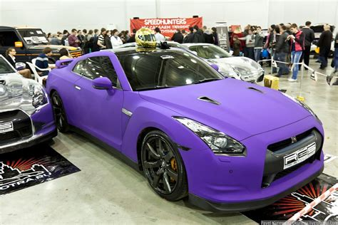 purple nissan altima matte finish sd wrap