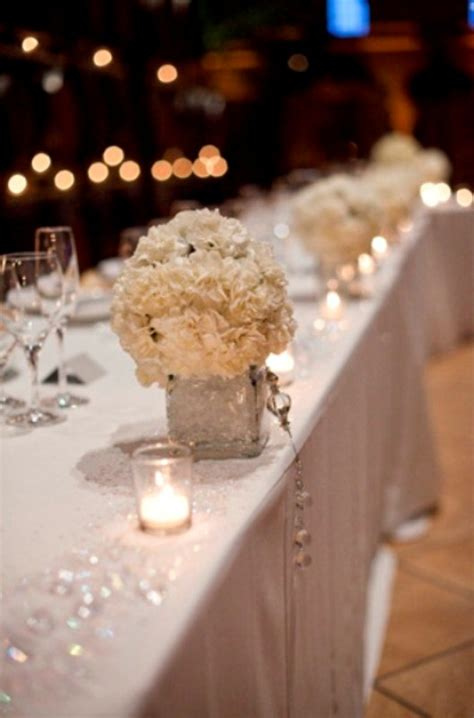 table decorating ideas for s picture of winter wedding table decor ideas