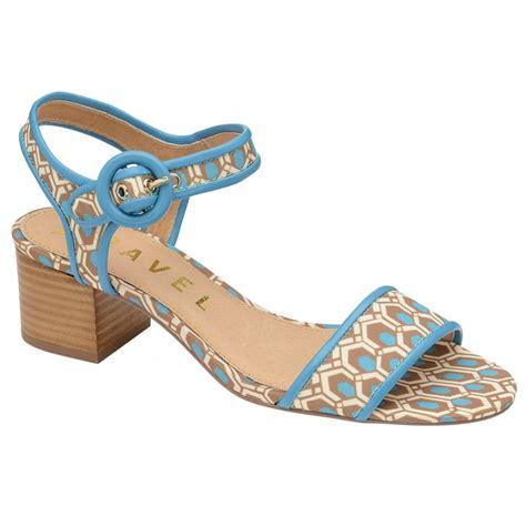aqua sandals buy v a louise mid heel sandals in aqua