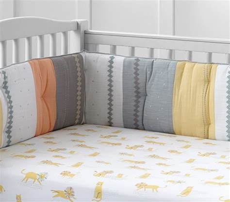 organic baby bedding set pottery barn