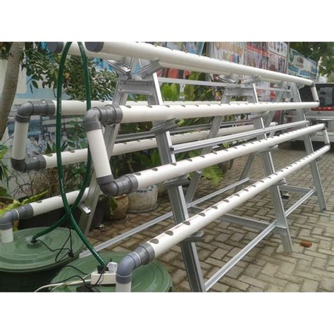 Jual Alat Perlengkapan Hidroponik jual instalasi hidroponik perlengkapan hidroponik oleh