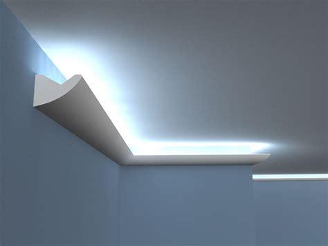 cornici a led cornice in polistirolo con incasso per luce al led per