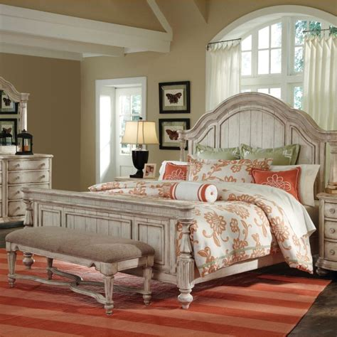 white king bedroom furniture set