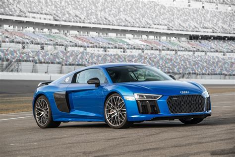 Audi R8 2017 by 2017 Audi R8 V10 Plus Review At Daytona Motor Trend