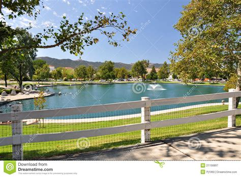 temecula park temecula pond royalty free stock photography image 21156897