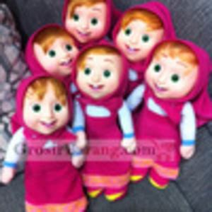 Boneka Marsha Masha And The Muka Karet jual boneka marsha and the muka karet masha pink