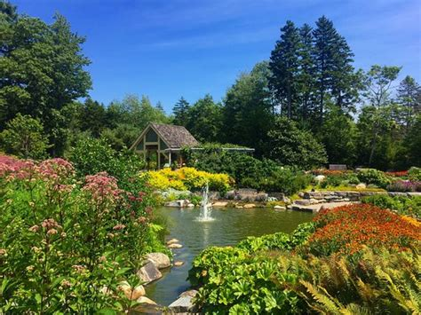 Mid Coast Botanical Gardens Maine Boothbay Images Vacation Pictures Of Boothbay Mid Coast Maine Tripadvisor