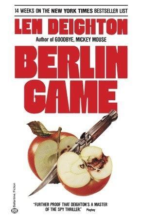 berliner len berlin by len deighton