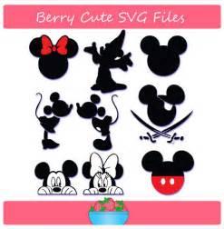 micky maus le mickey mouse et minnie mouse silhouette d 233 finir le fichier svg