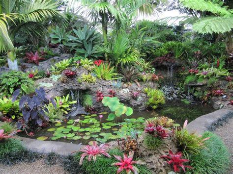 the backyard garden waterfalls striking complement to backyard layout
