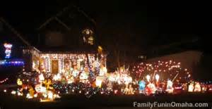 lights omaha amazing light displays in the omaha area with