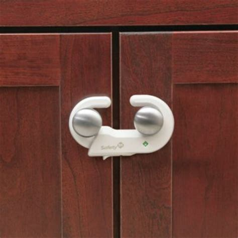 child proof kitchen cabinet locks safety child locks from buy buy baby
